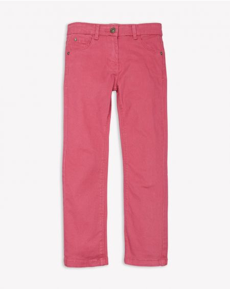 Super Pink Slim Fit Pant