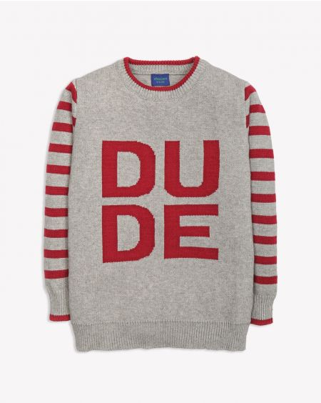 Dude Sweater