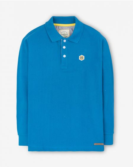 Teal Polo T-Shirt